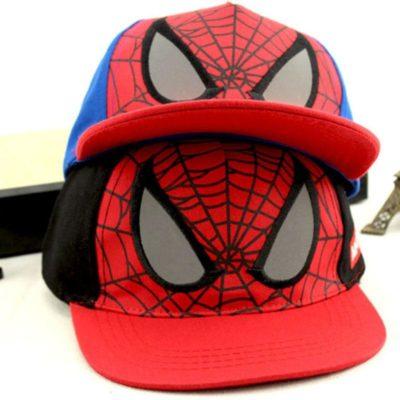 Cute Spiderman Cap