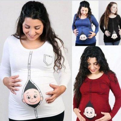 Pretty Funny Pregnan