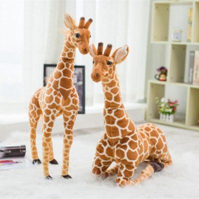 Cute Giraffe Plush
