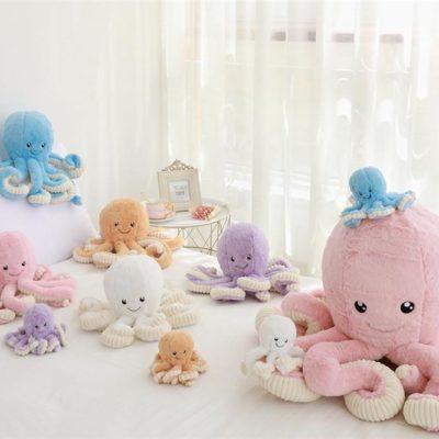 My Octopus Plush