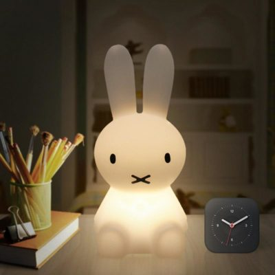Rabbit night light w