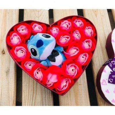Stitch Roses Gift Bo