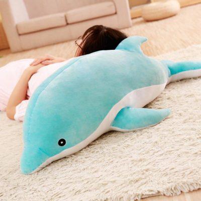 My Dolphin Plush