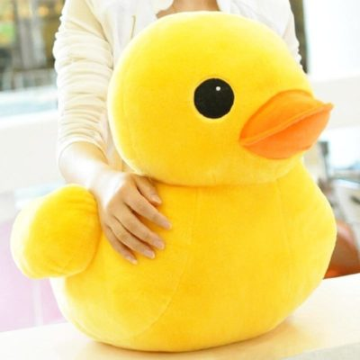 Cute Yellow Duck Sof